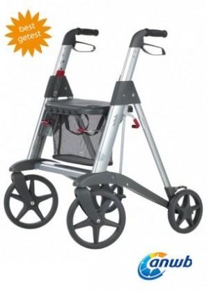 Rollator lichtgewicht zijn super fijn voor oudere mensen!