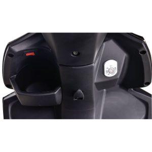 Dashboard scootmobiel